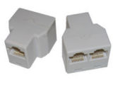 RJ45 Y-Adapter ohne Kabel