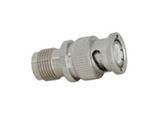 Adapter BNC-Stecker / TNC-Buchse
