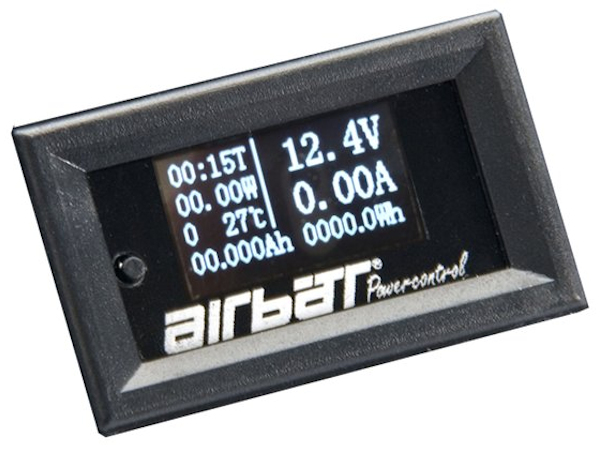 Akku PowerControl PC7 100 V 10 A