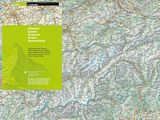 Alpenkarte 1:1.000.000