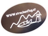 Sticker streckenflug.at
