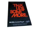 Sticker TALK LESS SOAR MORE