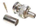 RG400 BNC Stecker
