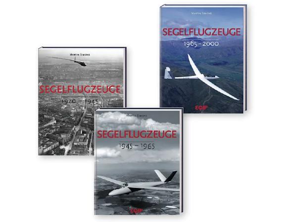 Segelflugzeuge - Band SET 1-3