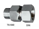 EDS Adapter TA540 -> DIN