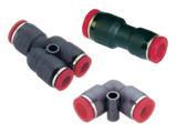 PU-Rohr - Druckschlauchverbinder