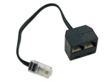 RJ45 Y adapter with cable