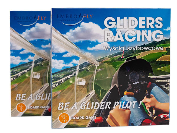 Gliders Racing - GAME