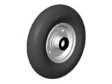 Solid Rubber Tail Dolly Wheel 2.80/2.50-4