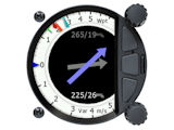 LX HAWK 3D wind calculation