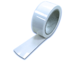 Pre-curved Mylar seal - Bright White