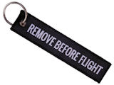 Remove before flight - Black