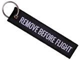 Remove before flight - Black