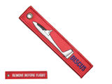 Remove before flight - Discus