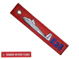 Remove before flight - Ka 8