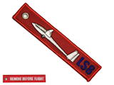 Remove before flight - LS8