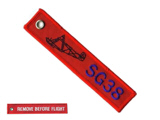 Remove before flight - SG38