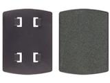 4-Krallen-Adapterplatte selbstklebend