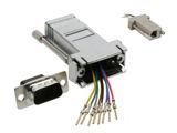 RJ45/Sub-D Stecker Adapter