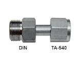 EDS Adapter DIN -> TA540